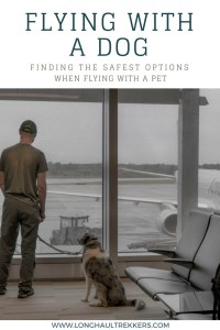 We hear all about the horror stories flying with a dog, and what we really want to know is whether it is safe to put our pets on a plane. This guide helps you plan for and identify the safest options when flying with your dog.