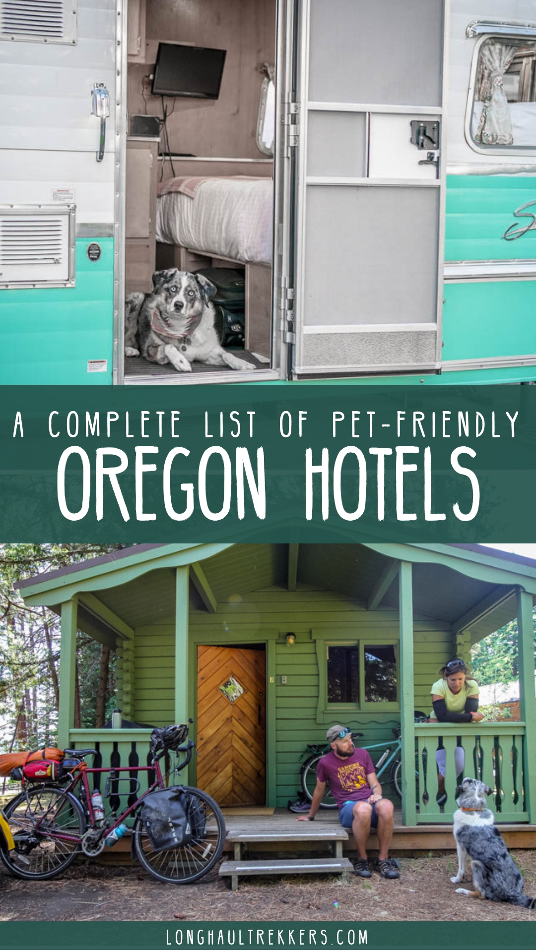 Oregon is home to an abundance of pet friendly hotels. Check out our list to see some of our favorite pet friendly hotels in Oregon.