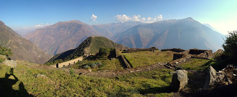 Choquequirao offers a great alternative to the Inca Trail and Machu PIcchu, without forgoing ancient Inca ruins.