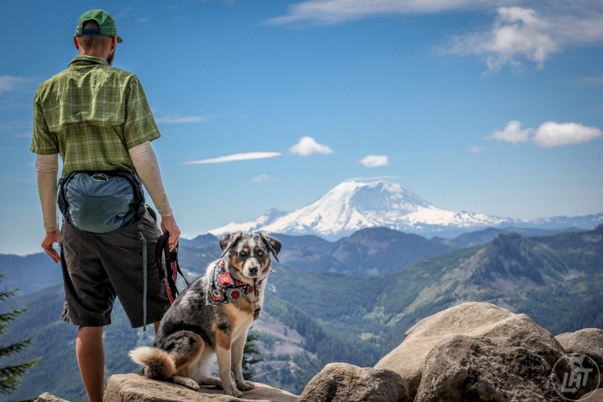 Need ideas for getting outside with your dog? The 52-day adventure dog challenge will get you outdoors for an entire year.