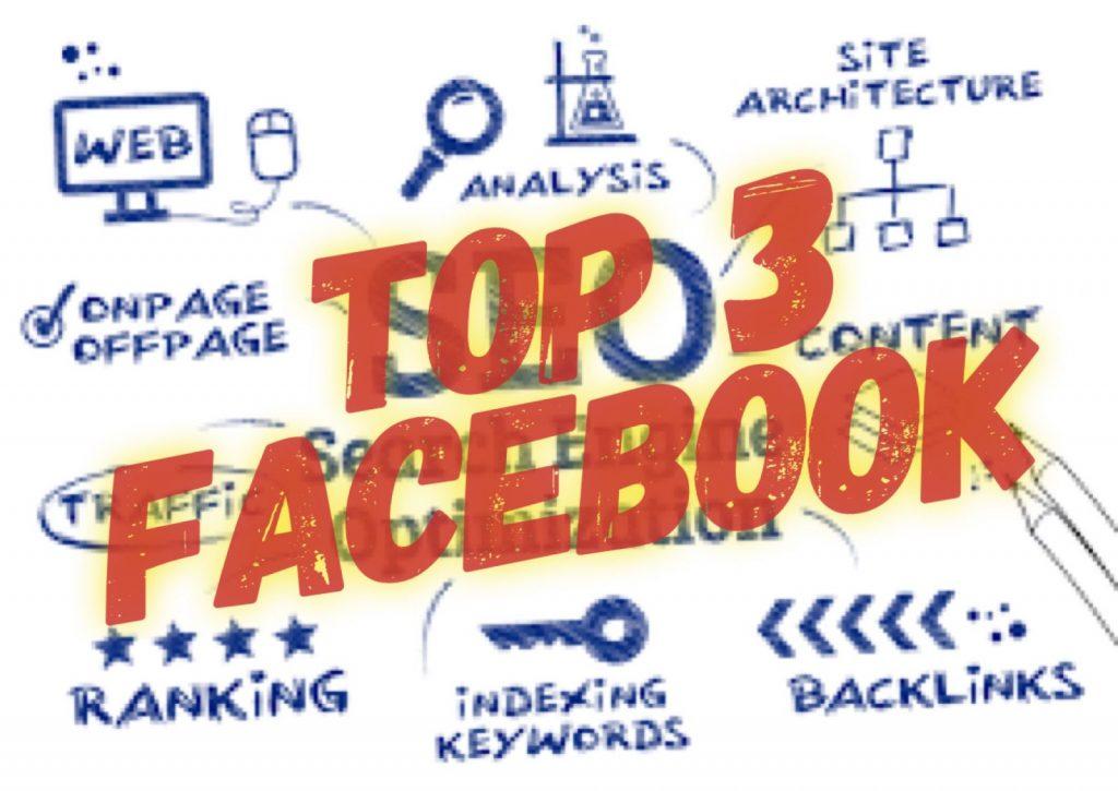 4 bước SEO tìm kiếm Facebook để có kết quả TOP 3 - Quảng cáo 0đ