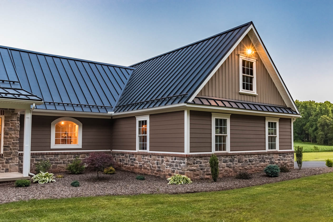 Its fine even grain, low density and light weight makes it easy to work with. Do Metal Roofs Make Your House Hotter Long Home