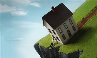 Image result for mortgage meltdown image