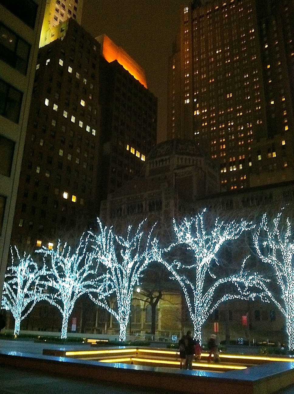 New York City Commercial Long Island Christmas Light