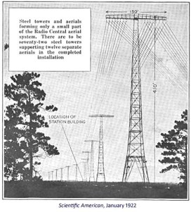 Towers at Rocky Point from Scientific American