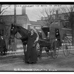 Traveling for Suffrage