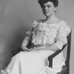 Alice Hay Wadsworth, President of the National Association Opposed to Woman Suffrage