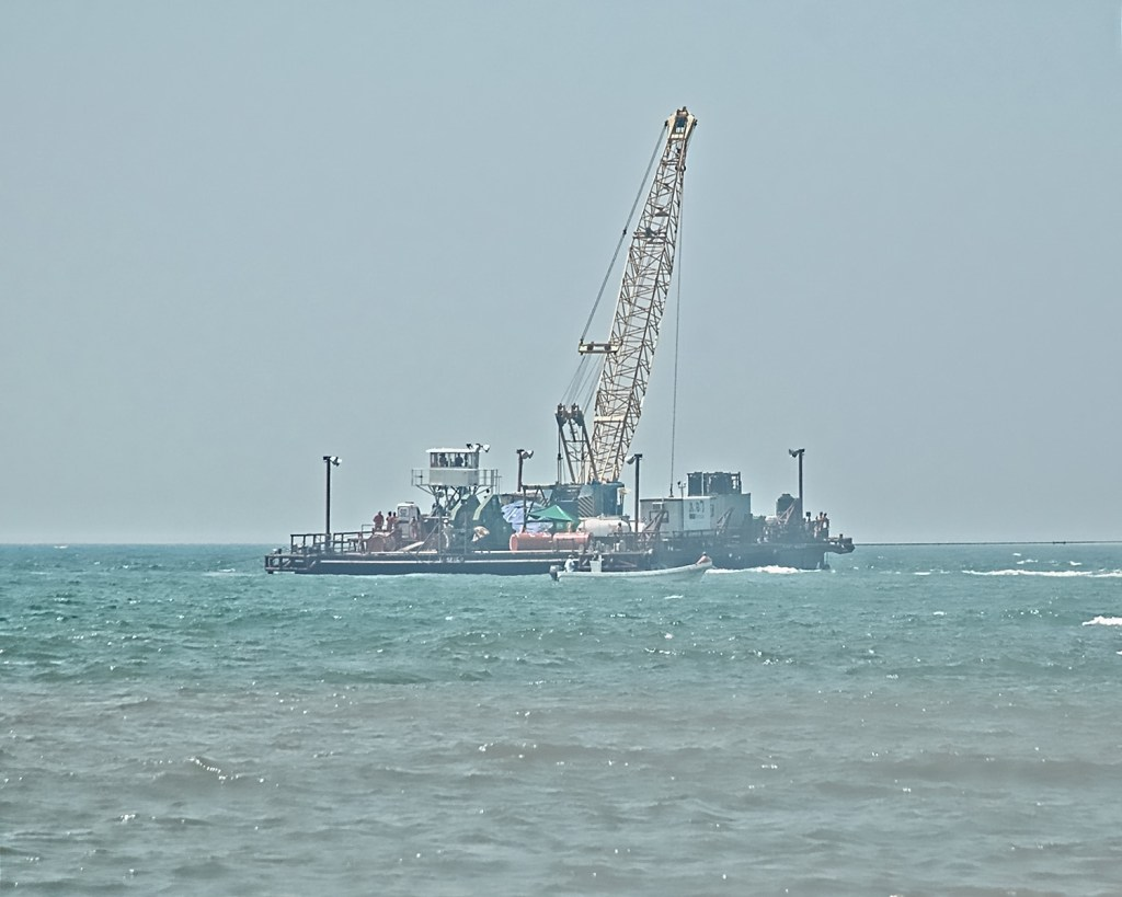 Pull Barge Offshore 0609