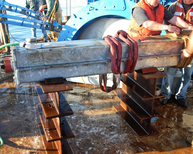 Longitude 123 Platform Hogan