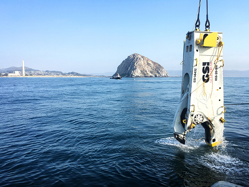 Marine Construction in Morro Bay, California
