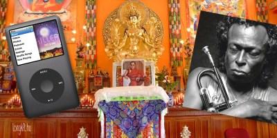miles davis buddhizmus