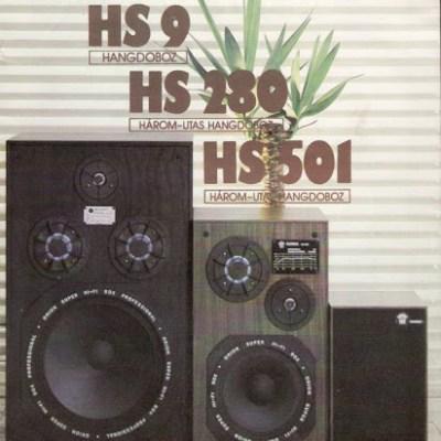HS9, HS280, HS501