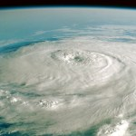 Weathering the storms of hurricanes and bank fraud.
