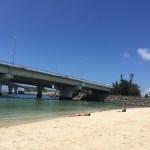 那覇市内で唯一の海水浴場『波の上ビーチ』