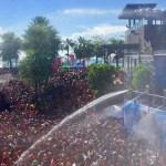 タイのソンクラーンは世界最大のお祭りで死ぬほど楽しい
