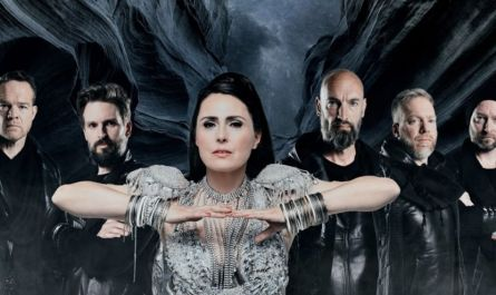 Within Temptation nouveau single shed my skin feat annisokay