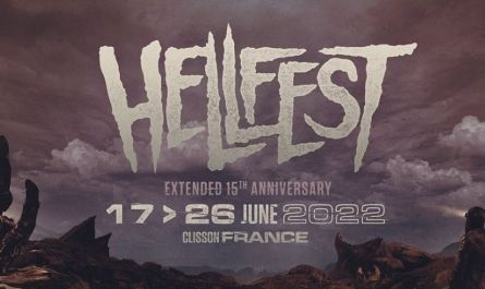 Hellfest annonce sa programmation 2022
