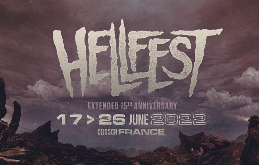 Hellfest : affiche de la double édition 2022 dévoilée
