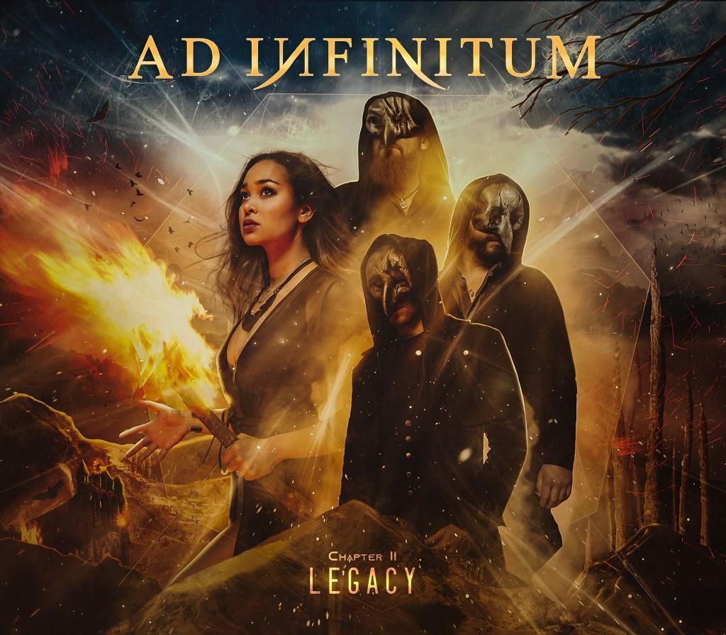 Ad Infinitum - Artwork Chapter II Legacy