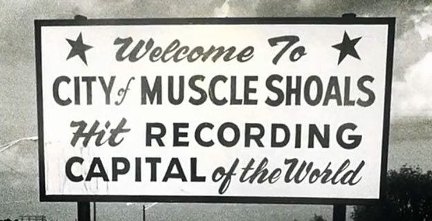 """""""turn it up"""" was not a part of the original lyrics but became an. Lyrics What Does Muscle Shoals Has Got The Swampers Mean"""