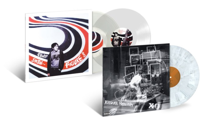 Elliott Smith's XO and Figure 8 reissues