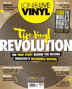 Long Live Vinyl - Issue 3