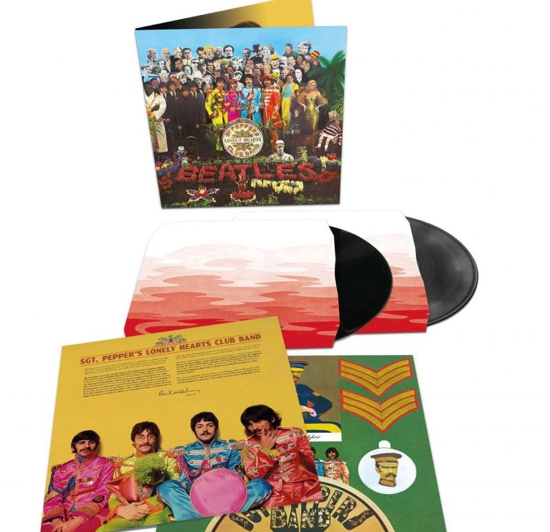 Sgt. Pepper's Lonely Hearts Club Band Reissue