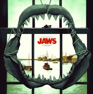 JAWS OST cover