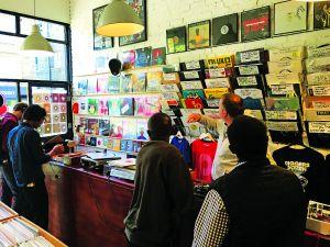 Vinyl Pimp shop