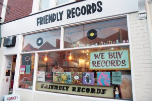 Friendly Records Bristol