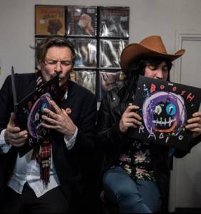 The Mighty Boosh Record Store Day