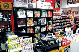 Tallbird Records Chesterfield