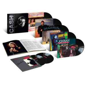 Johnny Cash The Complete Mercury Tapes