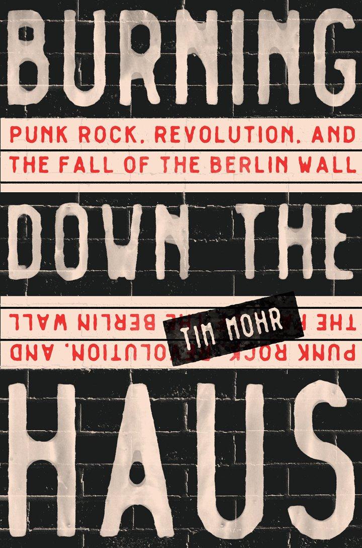 Tim Mohr – Burning Down The Haus music books