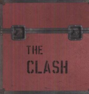 Clash 5 Studio Album LP Set