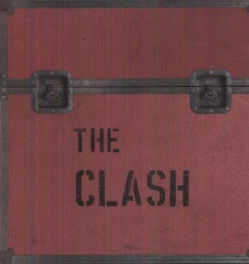 Clash 5 Studio Album LP Set