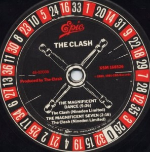 MAGNIFICENT DANCE The Clash
