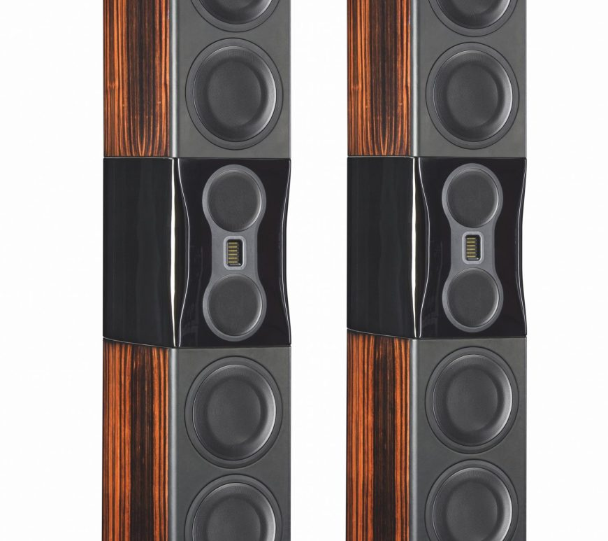 Ebony Speakers