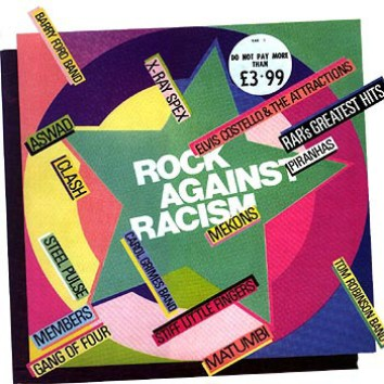 ROCK AGAINST RACISM GREATEST HITS