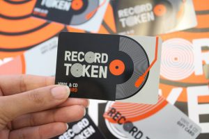 Record Store Token