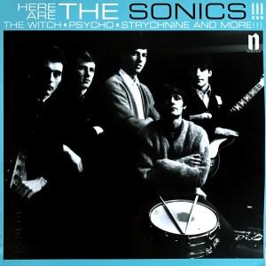The Sonics Reissue