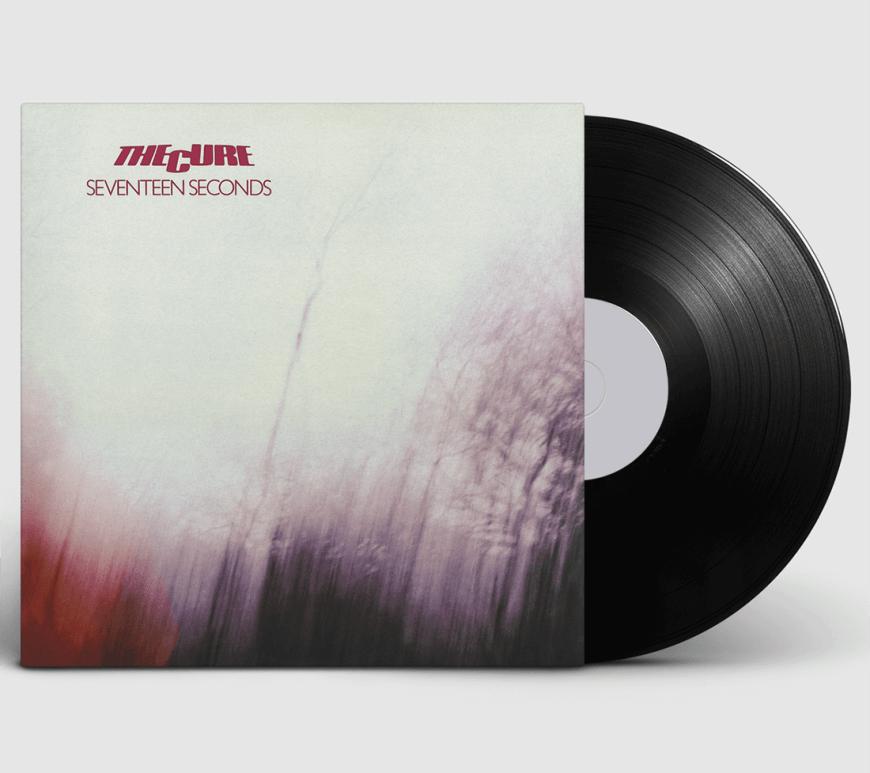 The Cure Seventeen Seconds Vinyl