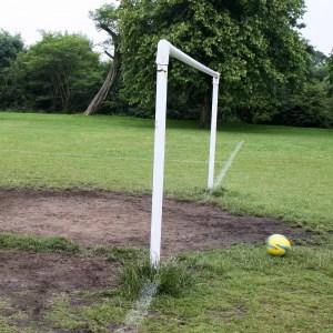 S O Park goal