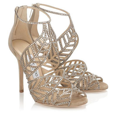 Sexiest Wedding Shoes Longmeadow Event Center--jimmychoo2