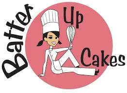 Batter Up Cakes Logo