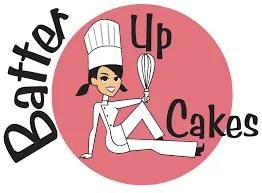 Batter Up Cakes Logo