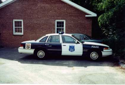 Crown Vic '93