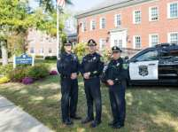 Lt. Jurkowski, Chief Stocks, Capt. Mazzaferro