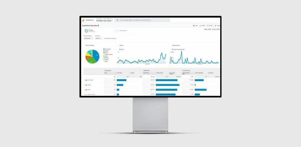 analyses de données pour stratégie numérique