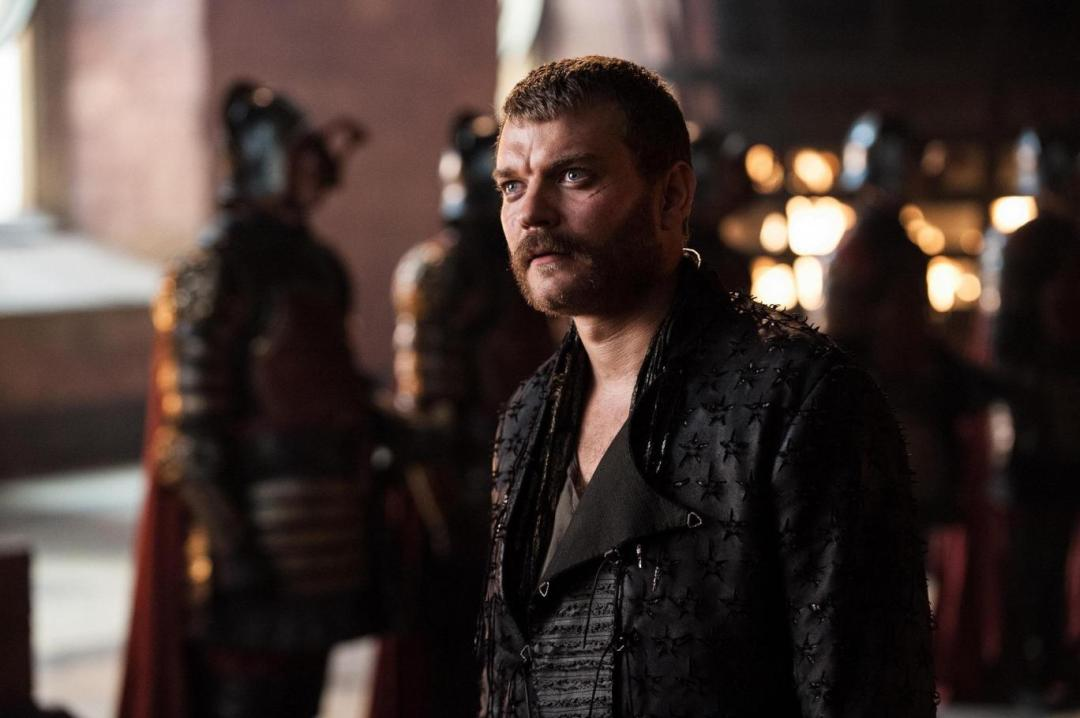 Euron Greyjoy at Kings Landing